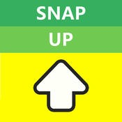 Snap up An app that allows you to post any picture from your gallery to snapchat.
