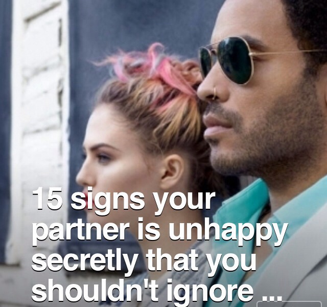 15 Signs!!