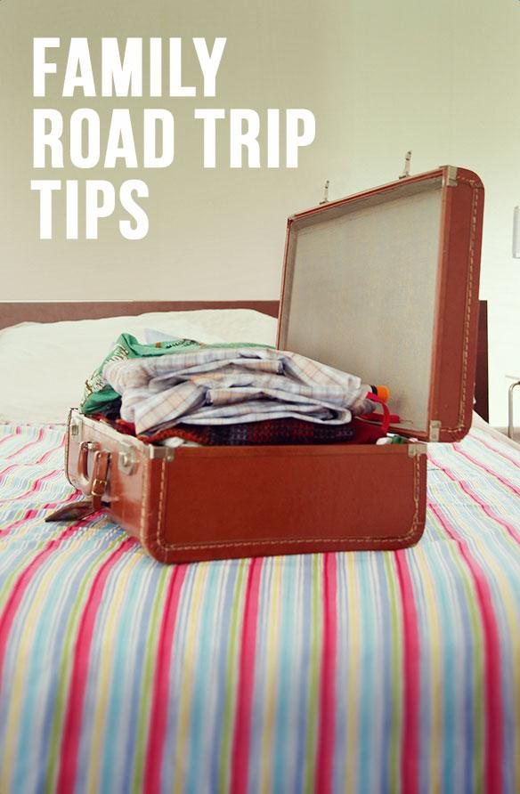 Family getaway? Pack light and smell fresh thanks to these tips.