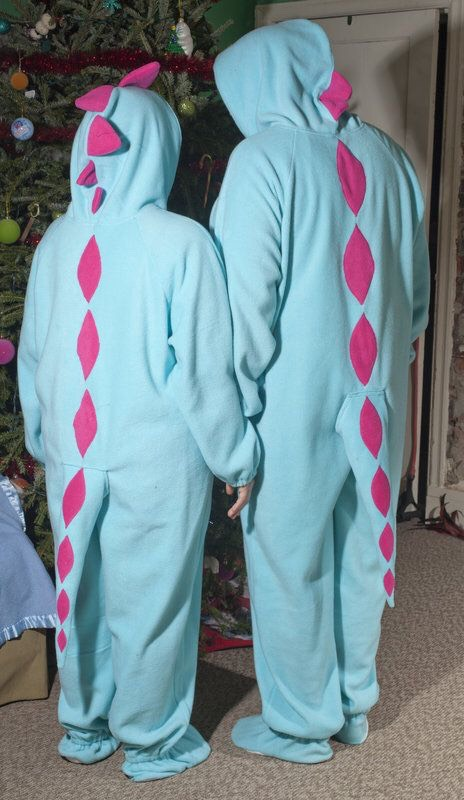 Get everyone matching onesies!💘