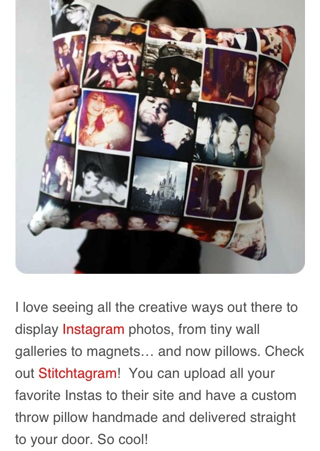 Go here to Order your pillow. https://stitchtagram.com/.