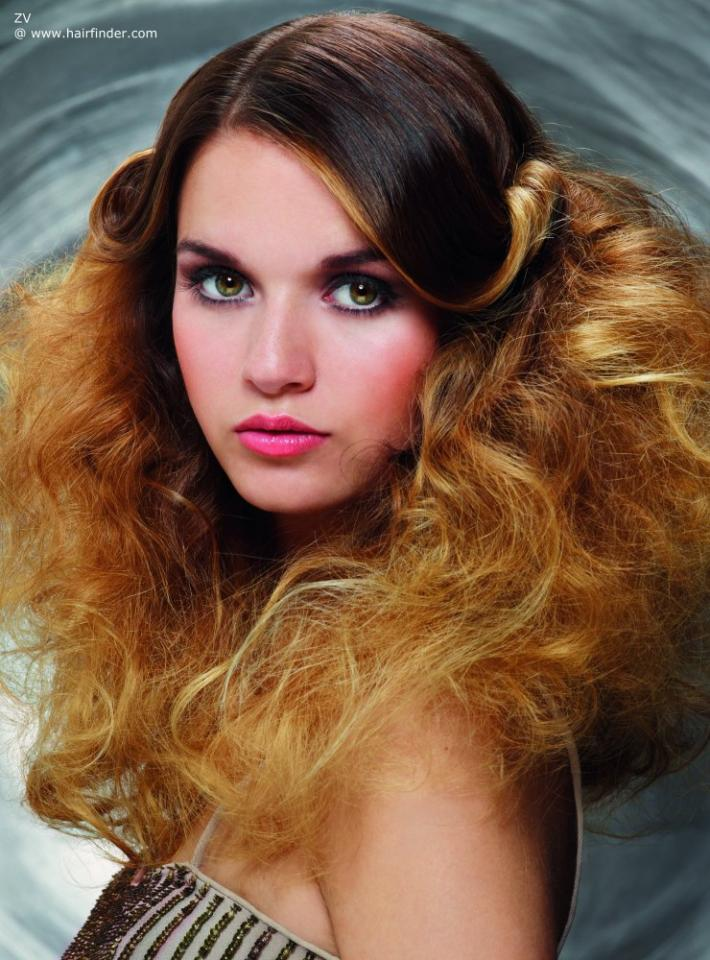 When girls wear a teased hair style they feel sophisticated and stylish. To guys, teased hair looks, and feels messy and gross.