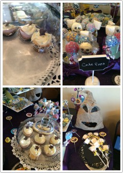 Nightmare Before Christmas Baby Shower Ideaseasy By Rosalia Reyes