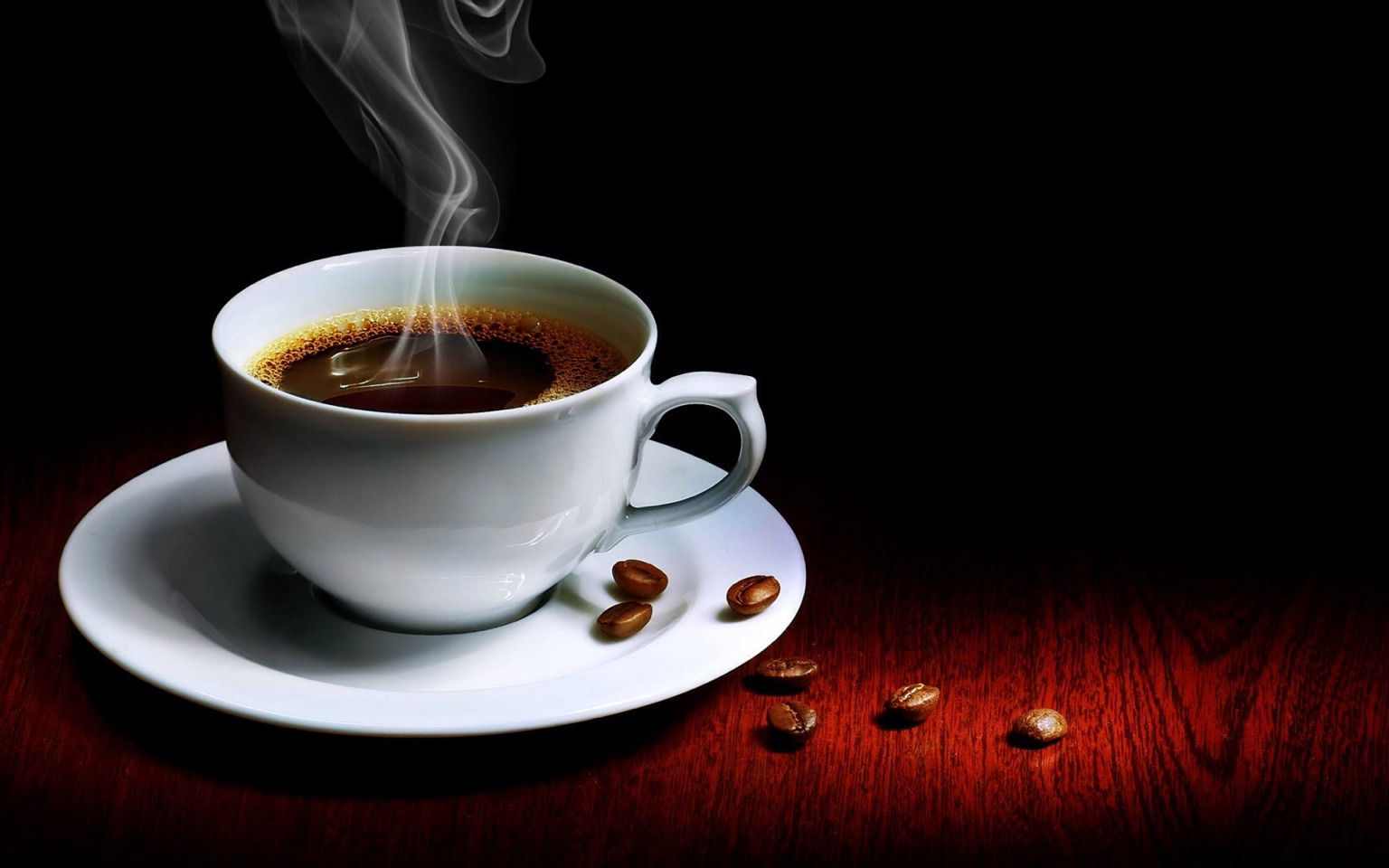 No one can understand the truth until he drinks of coffee's frothy goodness. ~Sheik Abd-al-Kadir