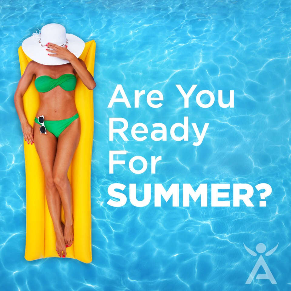 These are tips to help you prepare for your summer body
