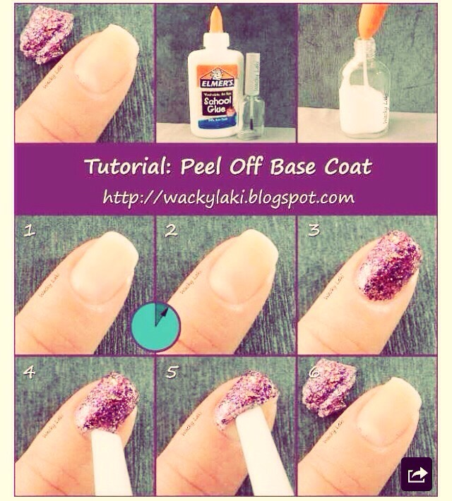 This is a way to get the polish off. Put Elmer  glue over your coat of polish that you want to take off! It really works trust me😄
