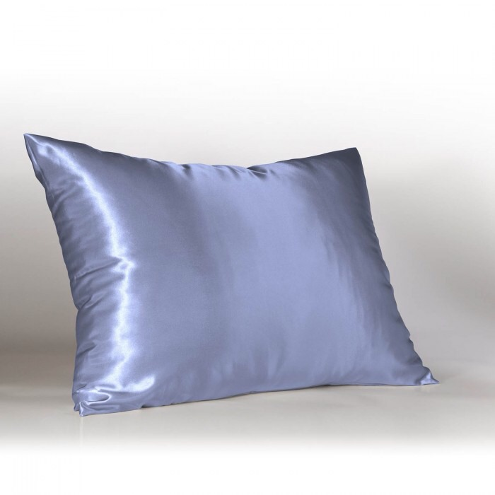 Use a satin pillowcase or a satin bonnet at night. Cotton pillowcases will cause friction on the hair, and the hair will break.
