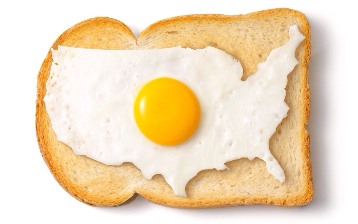 Never skip breakfast it's the most important meal of the day! It's what fuels you for your morning.
