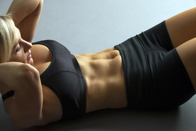 2. Quick ab workouts. After you go on your run, do a quick 7-10 minute ab workout. This will help you get better at running and get abs. If you run at least 3 times a week and then do abs after, you will have a lean body in no time.