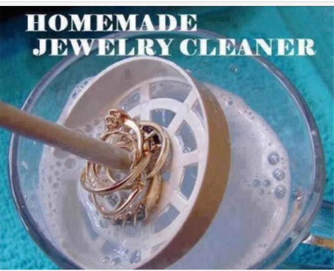 homemade jewelry cleaner musely 31090