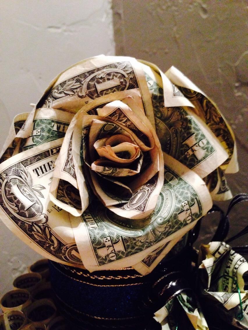 A money rose