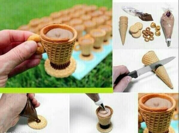 Great idea for parties! 😄
