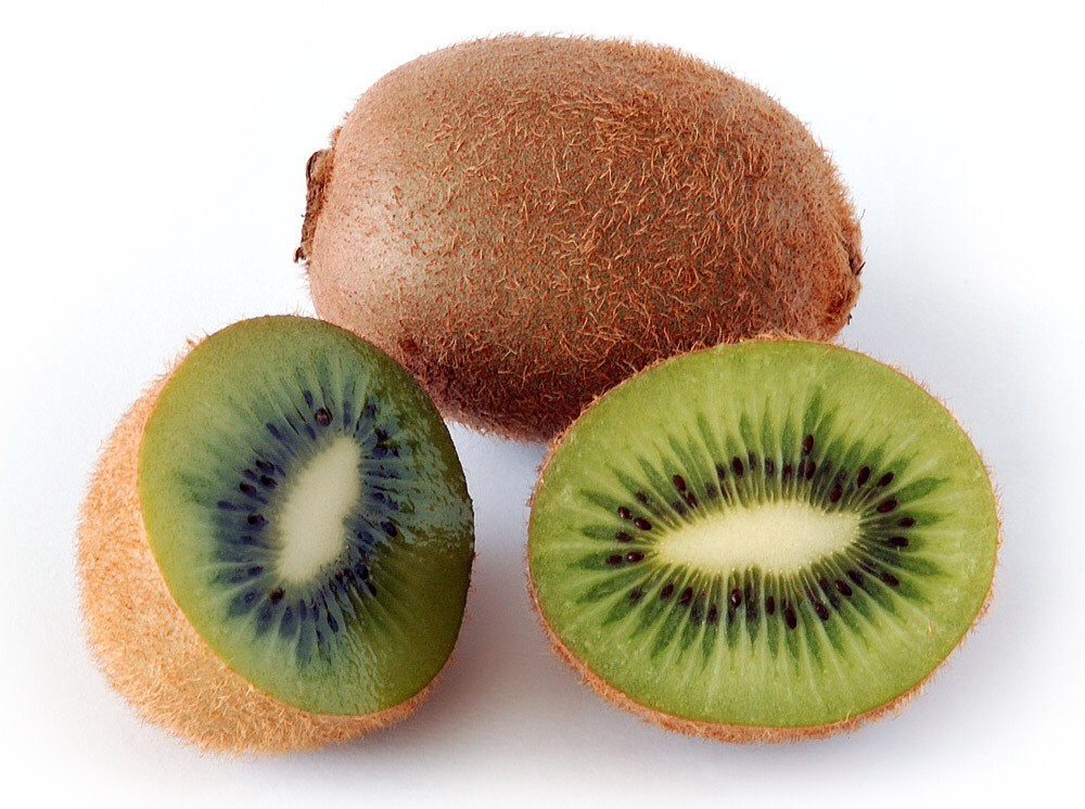 Add one chopped kiwi