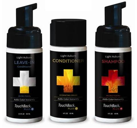 TouchBack Plus Color Shampoo and Conditioner