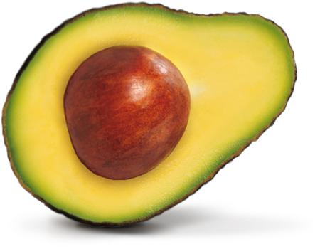 Take ½ Piece Ripe Avocado  Avocado contains essential fatty acid, Vitamin C, E and B-Complex. These ingredients deeply nourish the skin and increase the production of collagen.