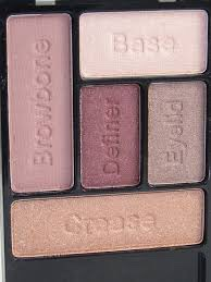 Here is another eyeshadow palette