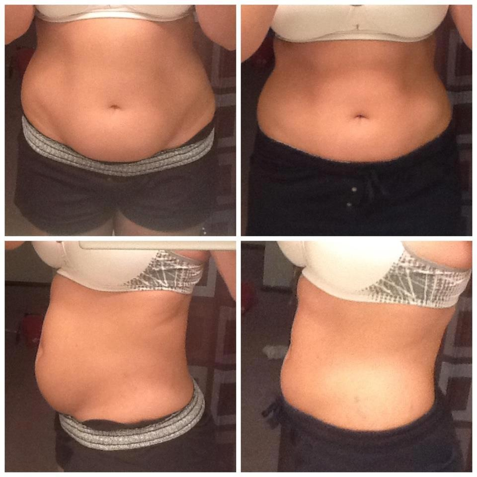 DIY Body Wraps Take Inches Off Your Waist!