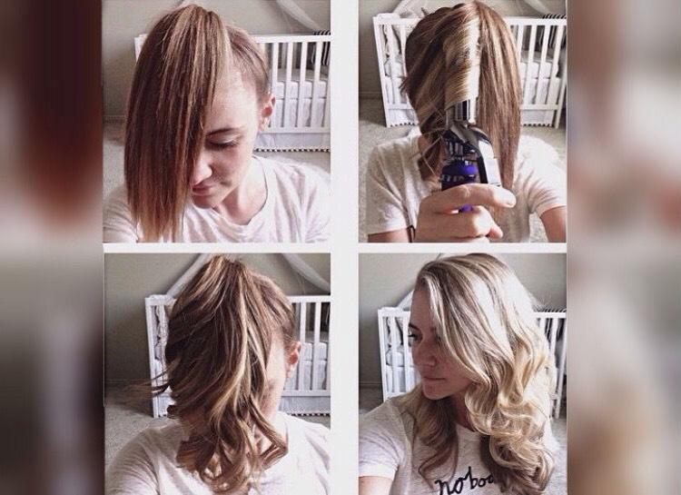 Lazy curls