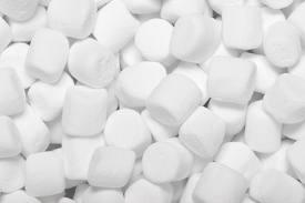 1. Toast a bag of mini marshmallows under your broiler until golden and puffy 2.  Add 2 cups of milk, 6 scoops of vanilla ice cream and half of the marshmallows to your blender and mix 3. Add the remaining marshmallows and blend once more. Serve and enjoy!