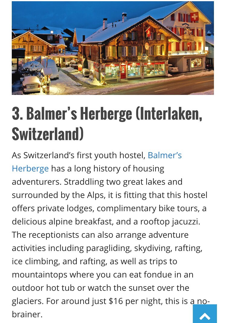 8 Beautiful European Hostels For Under $25 Per Night by ... - photo#22