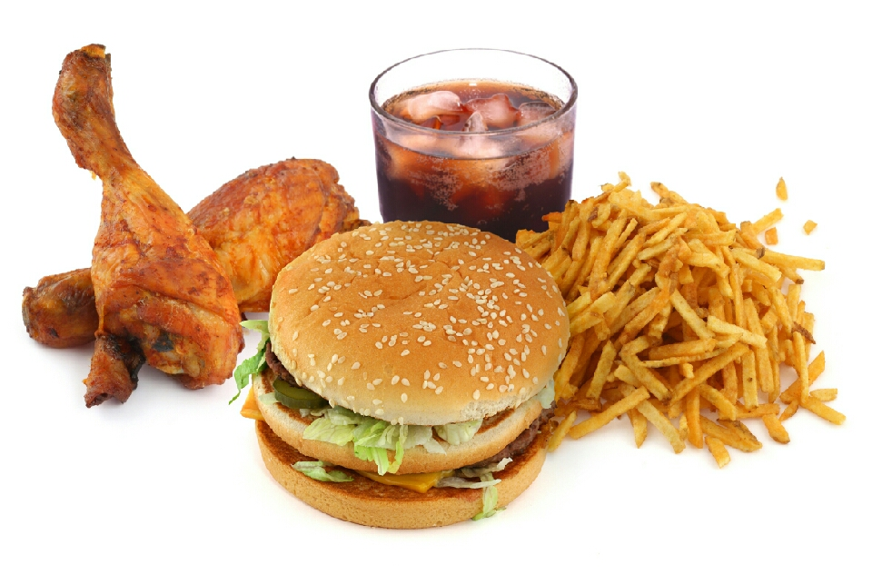 Yes, junk food is delicious and No, I did not cut it out of my diet, why because when you don't have it, you crave it and when you crave it you eat a lot. before I eat junk food I drink a whole bottle of water so I eat less of it then drink more water after to get the taste out of my mouth.