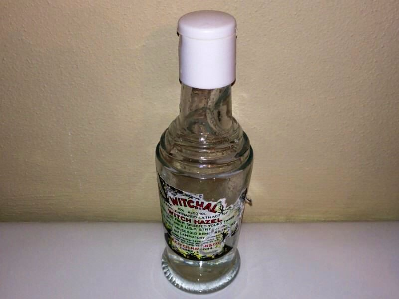 If you have witch hazel just lying around, here is a good use for it. Just apply to pimple with a Q-tip.