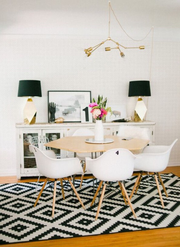 How to decorate when you literally have almost no money by - How to decorate a house with no money ...