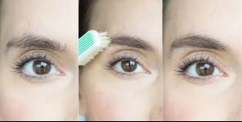Don't waste ur money on an eyebrow brush if u have an old toothbrush or even a mascara wand works just as we'll!!
