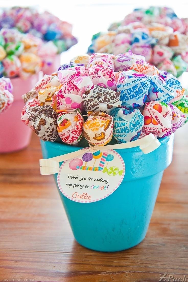 My personal favorite!! The lollipop bouquet💜