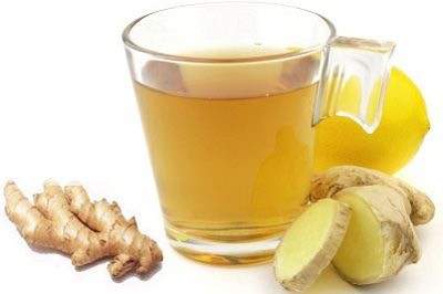 Ginger Tea Cleanses the liver  Works against cancer Prevents sickness and nausea or vomiting