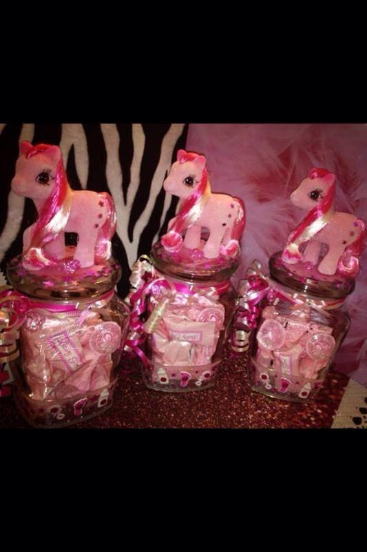 mint jars or center pieces