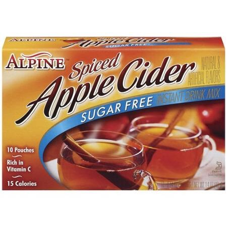 Here is the most important ingredient of all !! The apple cider mix. I use 10 oz of water  instead of the eight. Read the instructions and make the cider. There is a recipe on the back for caramel apple cider but this one is different.