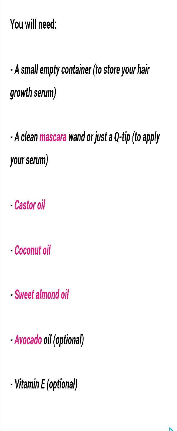 Add 2 tbsp of each oil.  You can also add 1 tbsp of Avocado oil and 1 capusle of vitamin E. Organic oils recommended.