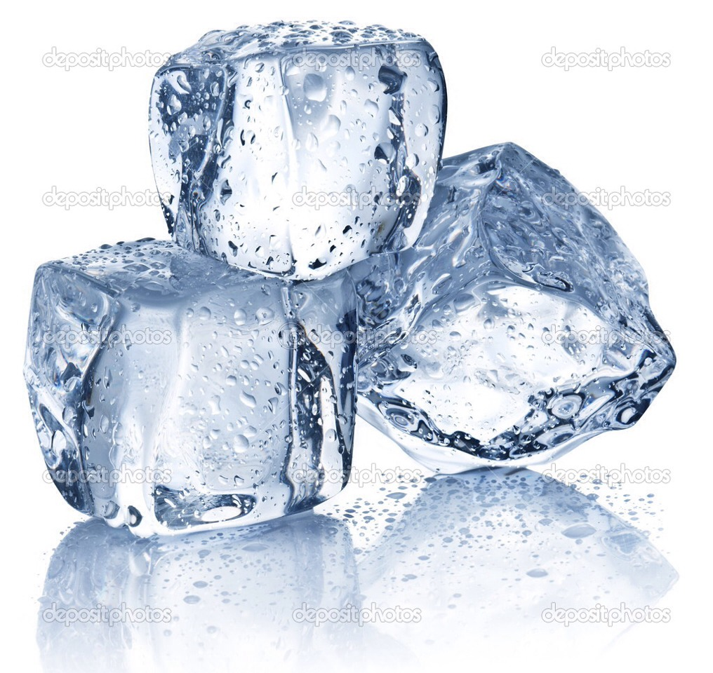 5.         Take ice-cubes if you wish to remove excess oil from your face. All you have to do is rub these cubes for some time. You can also take ice water while mixing it with lime juice to wash your face.