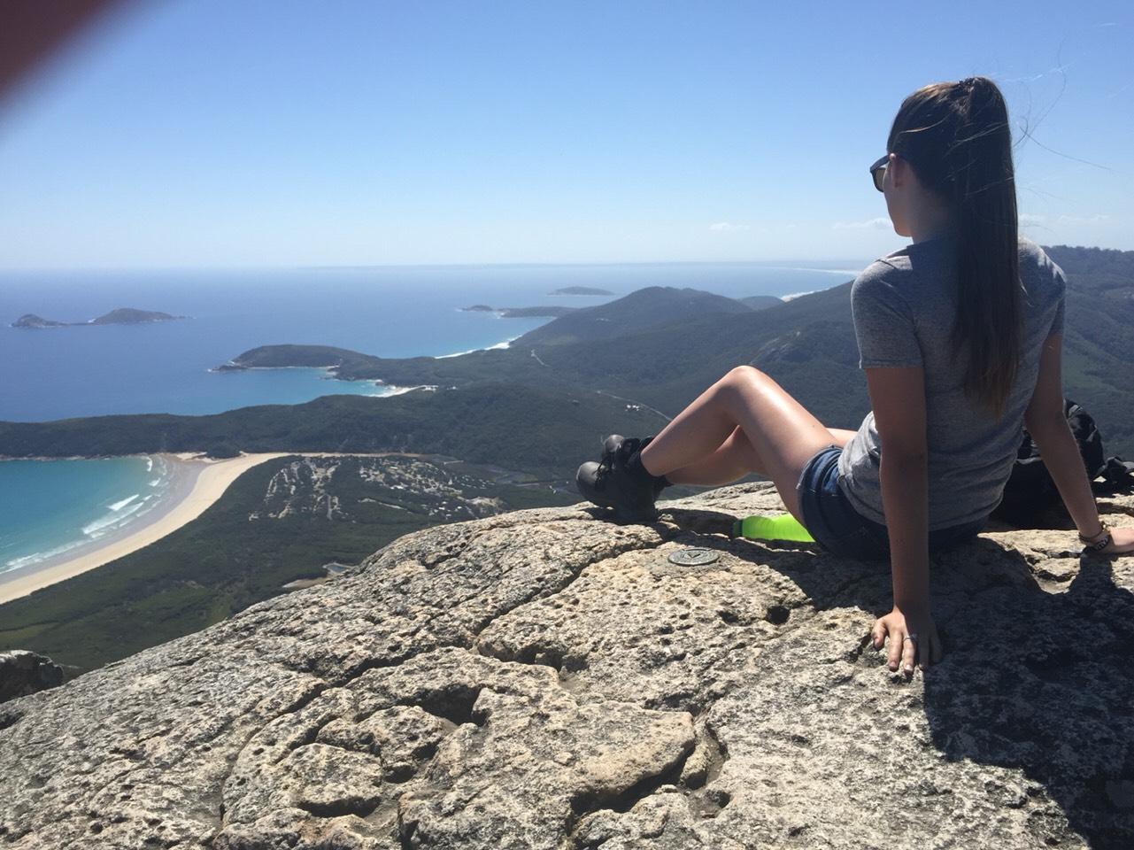 Mount Oberon, Wilsons Promontory Park