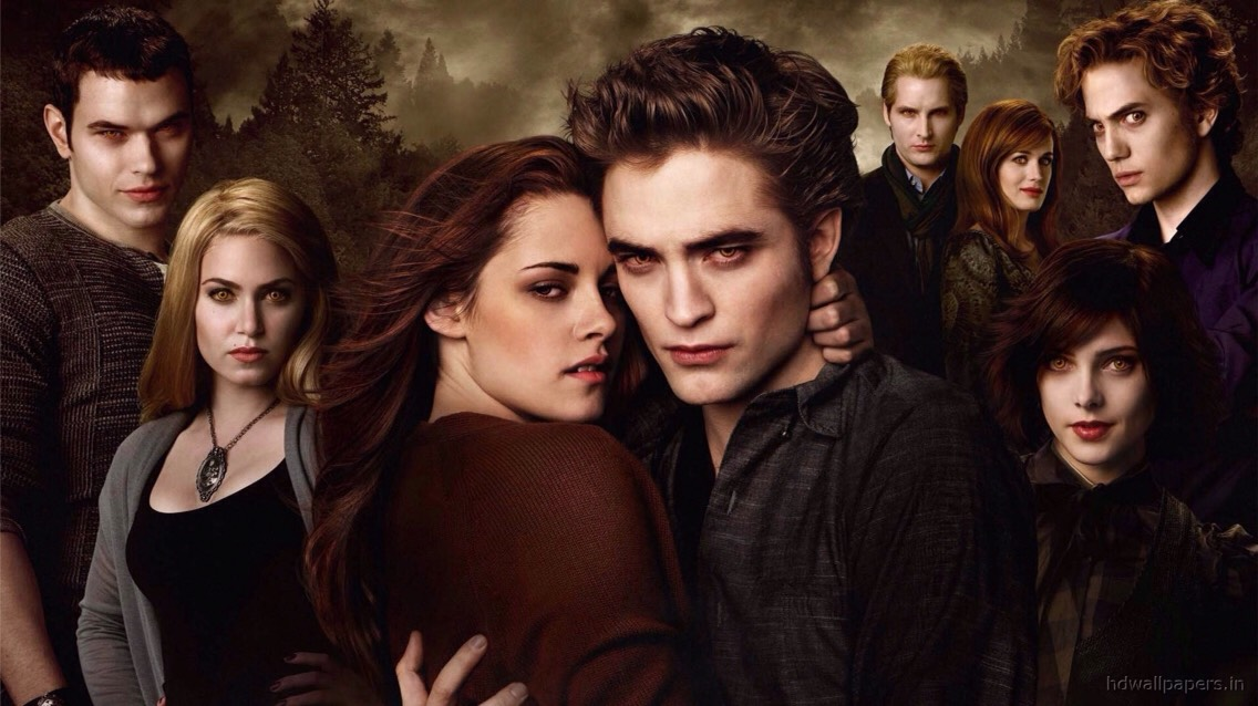 Twilight  12 Romance:fantasy