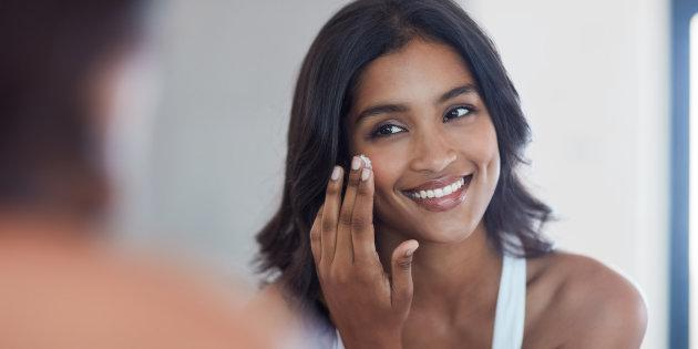 """Dermatologists consider tretinoin the """"gold standard"""" of skincare for anti-aging. And although tretinoin is the single most studied skincare drug out there, plenty of people are hesitant to try it because they don't know the real facts about it. Here's what's fact and what's fiction when it comes to tretinoin and your skin:  Fiction:Tretinoin and retinol are the same thing Fact: While both fall under the umbrella of retinoids—the term used to describe a group of compounds that are derived from vitamin A—they are not the same thing. Although they work in similar ways, they aren't interchangeable. Because enzymes within the skin first must convert retinol into retinoic acid and tretinoin is already a retinoic acid, tretinoin works much harder and faster than retinol. Even the lowest strength tretinoin is stronger than the highest strength retinol product.   Because retinol first needs to convert to a retinoic acid, it's a slow worker, meaning it can take weeks before it actually improves your skin. In the end, retinol is so easily oxidized that 95% of that conversion is lost in the process, so your skin won't get to fully benefit from retinol."""