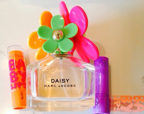 The newest Daisy by Marc Jacobs! So summery!