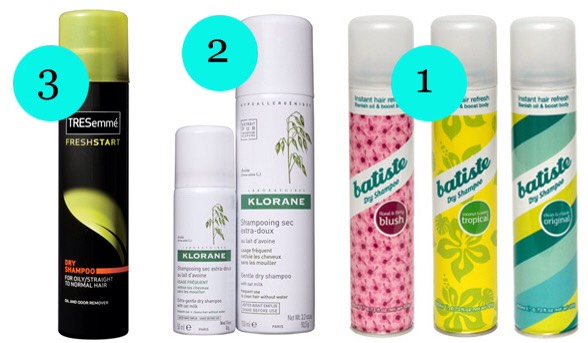 1 BATISTE DRY SHAMPOO (Blush Tropical, Fresh, Diva, Original, Boho + Colured)|Definitely the major player in the dry shampoo arena, if the ability to absorb excess oil from your scalp doesn't impress you,maybe their various amazing scents, or the 475 raving reviews, will.