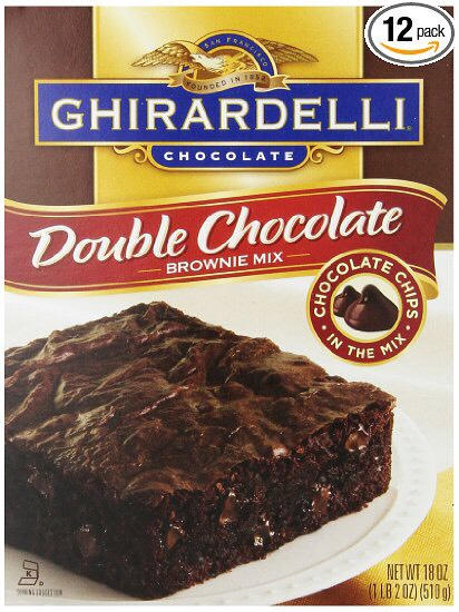 Any brownie mix