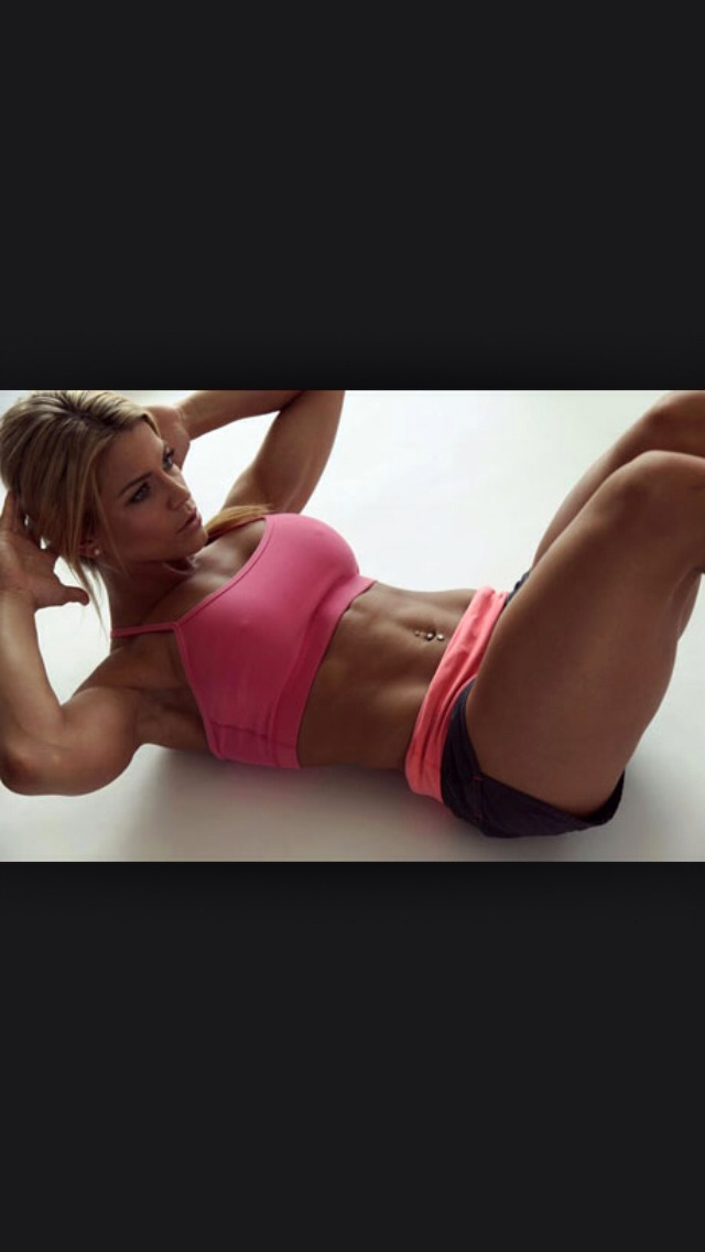 30 crunches