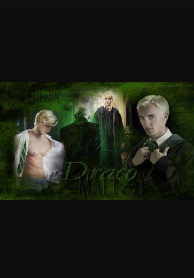 I'm writing a Draco Malfoy fan fiction right now on Wattpad ( my username is GwenCheshire) and u can't decide who is going to be the main character so please HELP!!!! And if you don't know Harry Potter the movies or books the first pic is of Draco