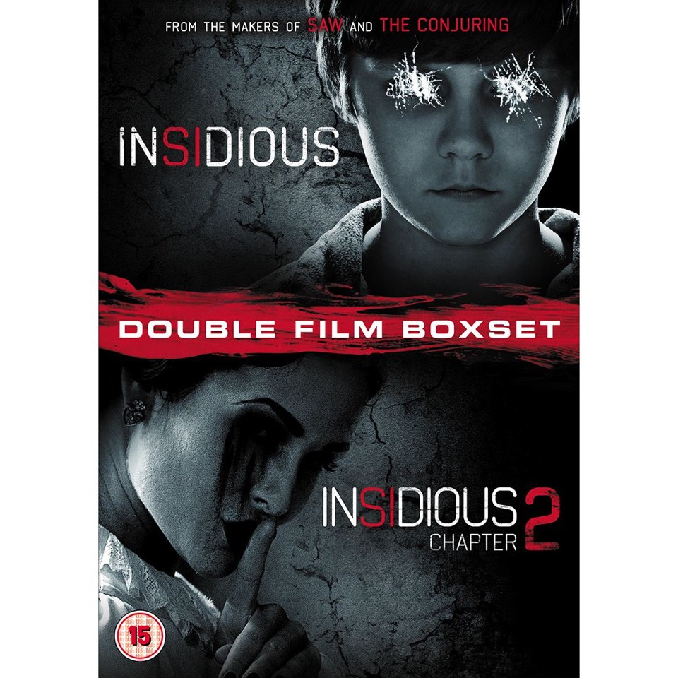 4 & 5.) I am a huge fan of insidious! I love the movies a lot! Very, very great scary movie!