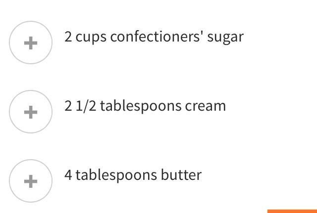 1TSP vanilla extract