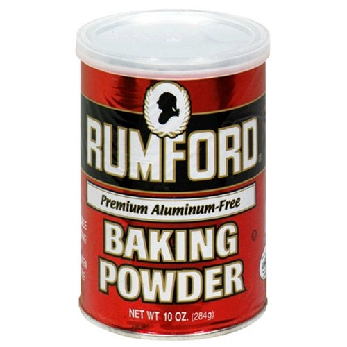 1/4 teaspoon of baking powder