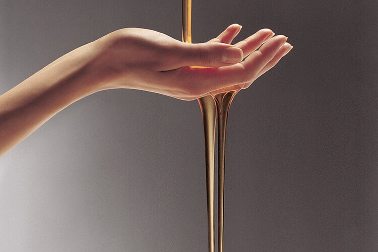 Massage olive oil into hands and cuticles then wrap them in saran-wrapor put onlatex glovesif you have them.