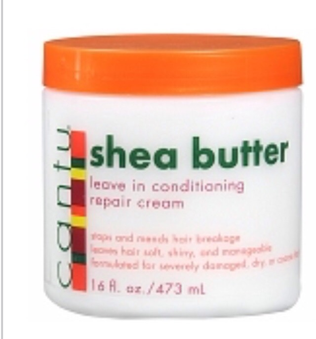 Cantu Shea butter can be found at most drug stores.