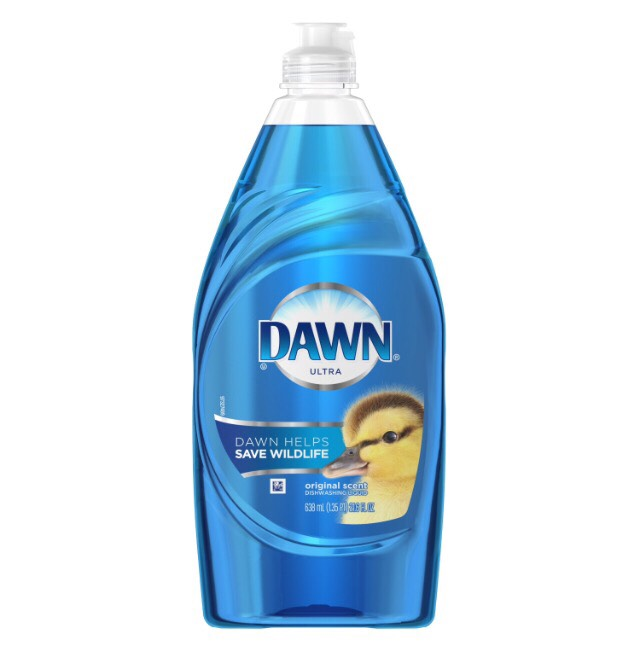 Dawn soap is not only used in dishes. It can be used to remove the ticks of your pets.