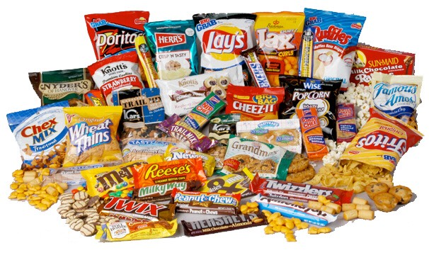 Snacks- So you don't get hungry at the beach.