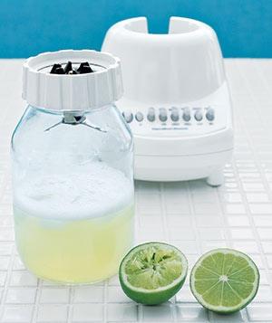 Replace a busted blender jar or make some margaritas jn a jar!